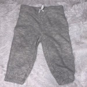 Carter's joggers (3 for $10)